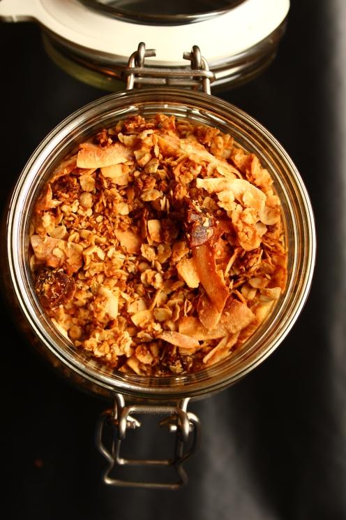 Kokos-Granola